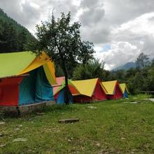 IYC Camps Kasol in Kasol