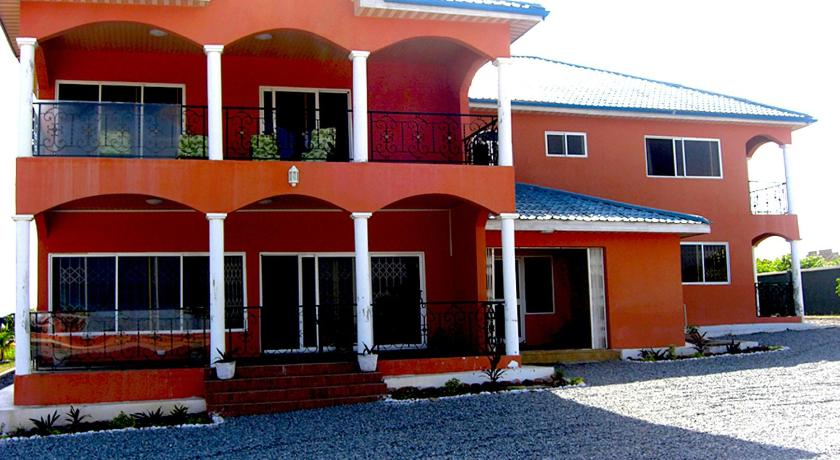Jamaica Inn Guest House in Accra