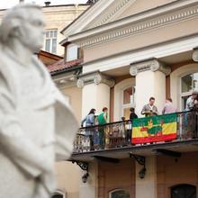 Jamaika Hostel in Vilnius