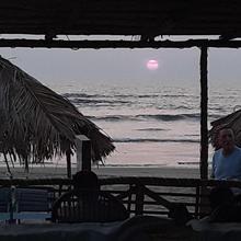 Jasmine Beach Hut Resort in Morsim