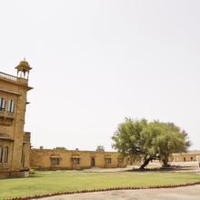 Jawahar Niwas Palace in Jaisalmer