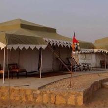 Jawai Safari Camp in Pali