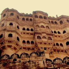 Jhankar Haveli in Jodhpur