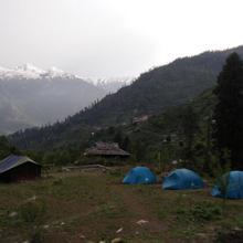 Johny Camping Trekking in Kasol