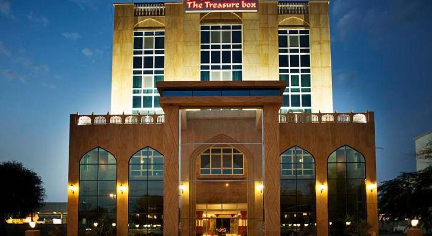 Johny International Hotel in Muscat