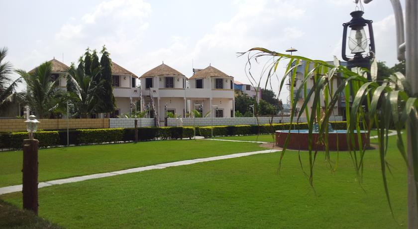 JP Resort in Nakhtarana