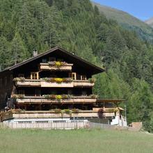 Jörgnerhaus in Schlaiten