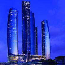 Jumeirah At Etihad Towers Hotel in Abu Dhabi