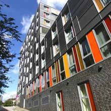 Junges Hotel Hamburg in Hamburg
