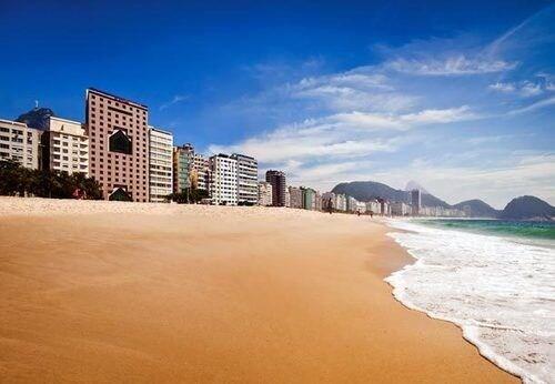 JW Marriott Hotel Rio de Janeiro in Itaipu