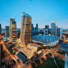 Jw Marriott Hotel Singapore South Beach in Singapore