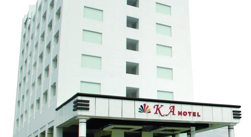K A Hotel in Tirunelveli