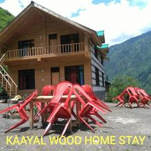 Kaayal Wood Home Stay Shilha Kasol in Kasol