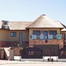 Karoo-palet in Oudtshoorn