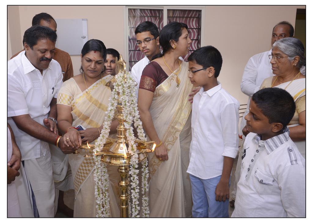 Karthikeya Residency in Piravam