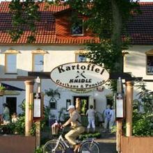 Kartoffelgasthaus & Pension Knidle in Raddusch