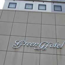 Kenchomae Green Hotel in Kumamoto