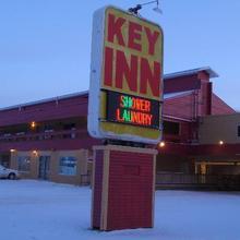 Key Inn Motel in High Prairie