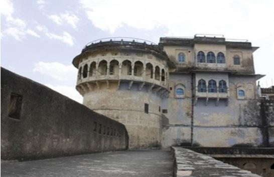 Kharwa Fort homestay in Kharwa