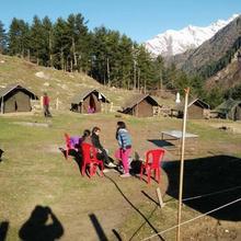 Kheer Ganga Trekking Camps in Chhorang