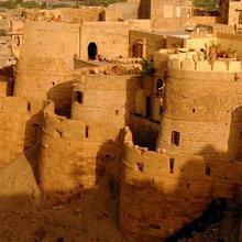 Killa Bhawan in Jaisalmer