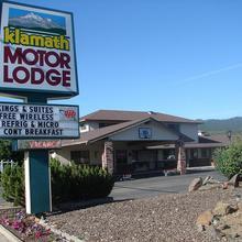 Klamath Motor Lodge in Yreka