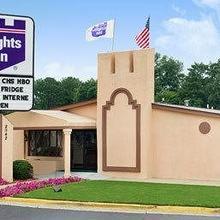 Knights Inn Atlanta East in Leslie Estates