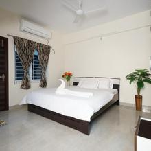 Krishna Vibe Service Apartment in Manachanallur