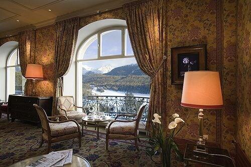 KULM HOTEL ST MORITZ in Samaden