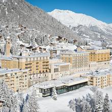 Kulm Hotel St. Moritz in Samaden