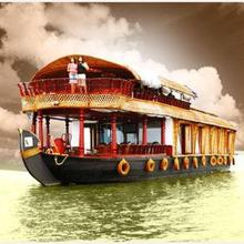 Kumarakom Castle Luxury Houseboats in Vaikom