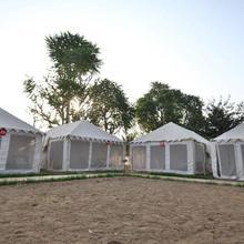Kumbh Prayagraj Tents in Chaukhandi