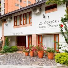 La Campana Hotel Boutique in Medellin