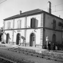 La Gare De Millas in Estagel