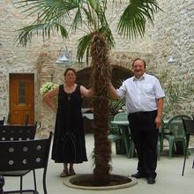 La Tour De L'horloge in Estagel