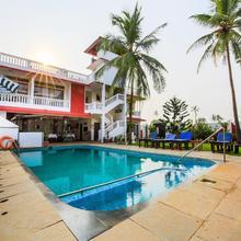 La Vaiencia Beach Resort in Goa