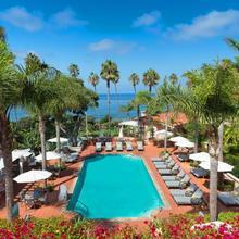La Valencia Hotel in San Diego