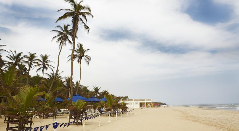 Labadi Beach Hotel in Accra
