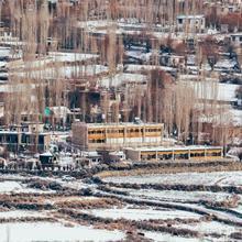 Ladakh Sarai Resort in Ladakh