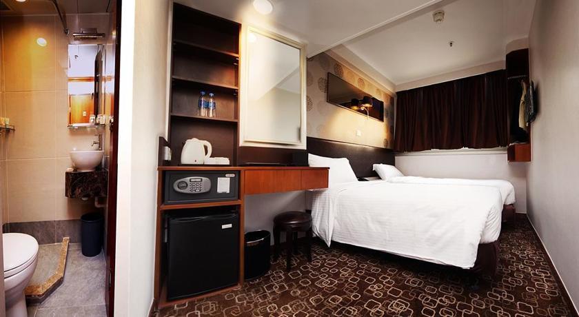 Lander Hotel Prince Edward in Hong Kong