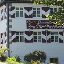 Landgasthof Zum Alten Reichenbach in Kappl