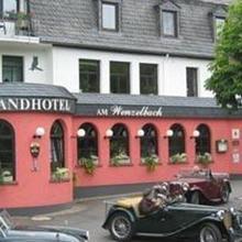 Landhotel am Wenzelbach in Rommersheim