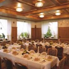 Landidyll Hotel Zum Alten Schloss in Pruppach