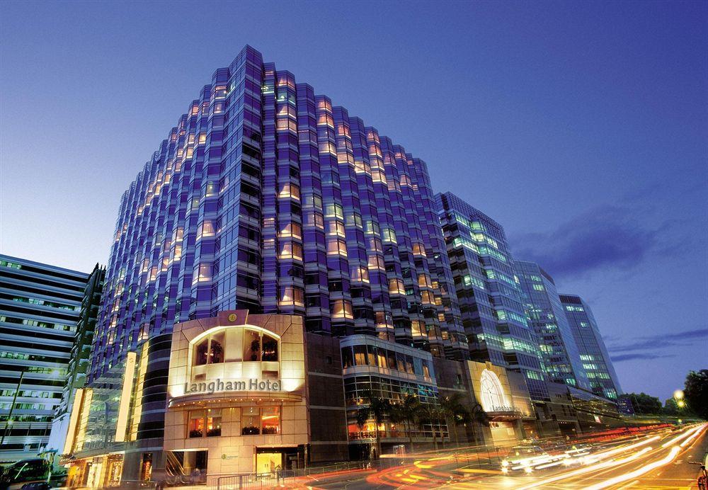 Langham Kowloon Hotel Hong Kong in Kowloon