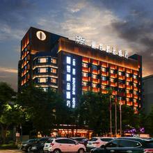 Lanmei Boutique Hotel West Station Branch Lanzhou (lanzhou City Center Branch) in Lanzhou