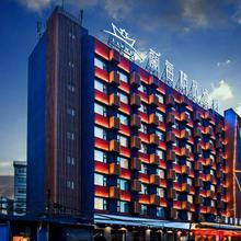 Lanmei Boutique Hotel Xiyuan West Station Branch Lanzhou in Lanzhou