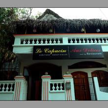 Le Capucin in Pondicherry