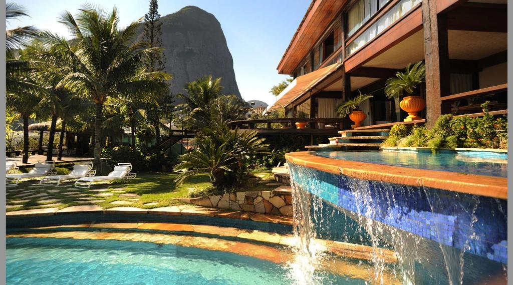 Le Chateaux Joá Boutique Hotel in Rio De Janeiro