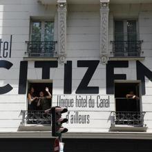 Le Citizen Hotel in Paris