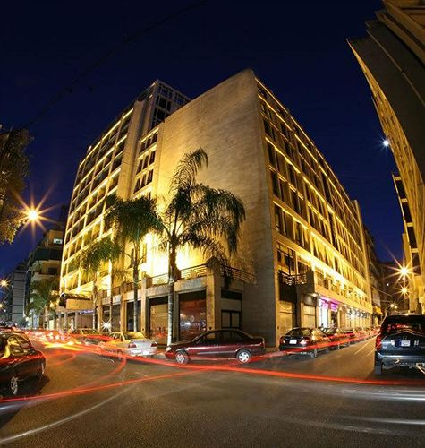 Le Commodore in Beirut